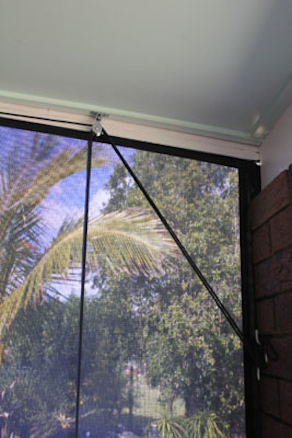 Cord And Pulley Cafe Blinds Home Point Coolum Blinds