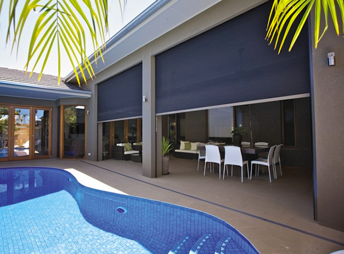 Zip Screen Awnings Home Point Coolum Screens Blinds Awnings