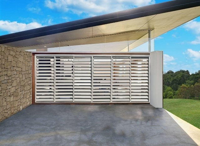 Alloy Louvred Awnings Home Point Coolum Blinds