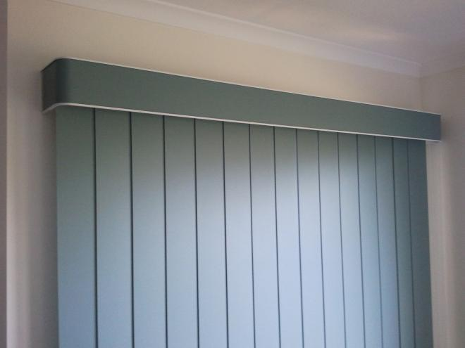 Vertical blinds home point coolum blinds curtains for Vertical rolling screen door